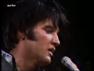 Elvis Presley *Love me Tender* 1968