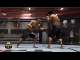 UFC Undisputed 3 - Training Session Gameplay (Xbox 360)